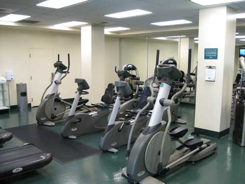 Shades of Green's Gym