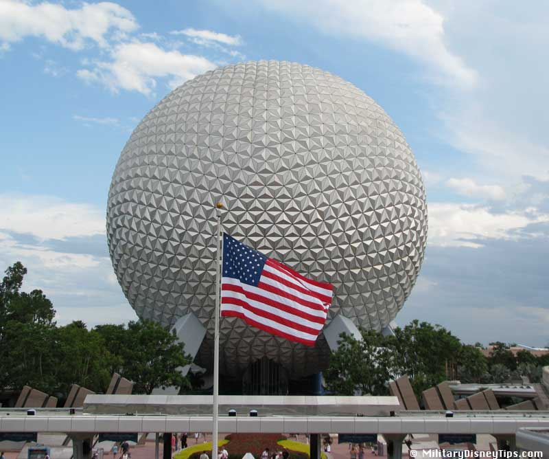 The Disney Armed Forces Salute - Military Ticket and Room Discounts