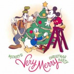 Mickey's Very Merry Christmas Party - Copyright Disney