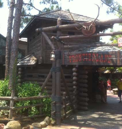 Military Disney Tips Patriotic Frontierland