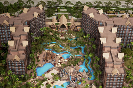 Military Discounts available in 2013 for Disney's Aulani Resort in Hawaii (C) Disney