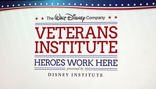 Disney's Veteran's Institute