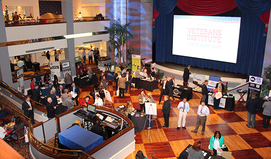 Disney's Veteran's Institute - Mixer