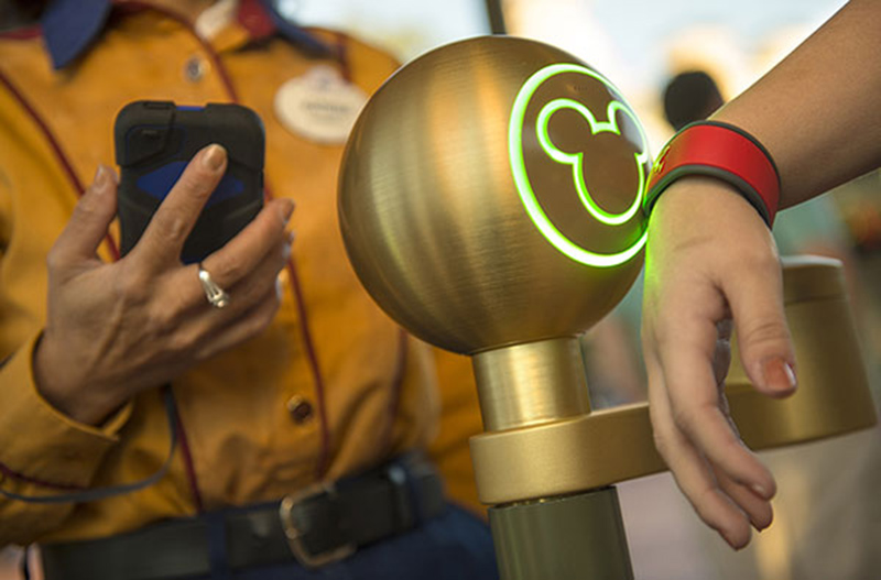 Walt Disney World and Disneyland Technology Overview