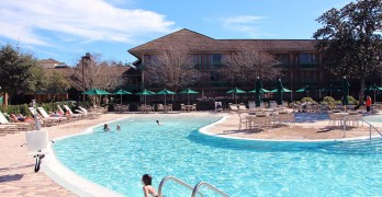 Shades of Green's New Magnolia Pool