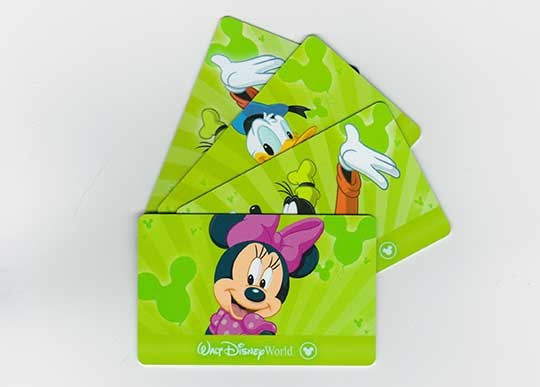 Military Tickets to Disney World