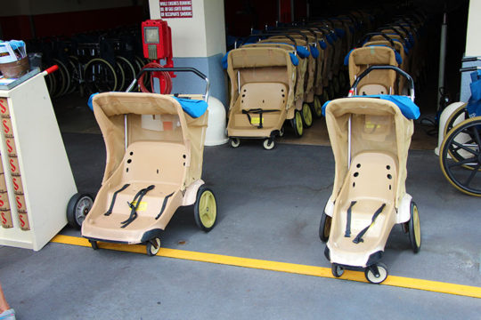 Military-Discount-Walt-Disney-World-Strollers-