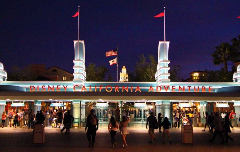 Disneyland Military Discounted Theme Park Tickets