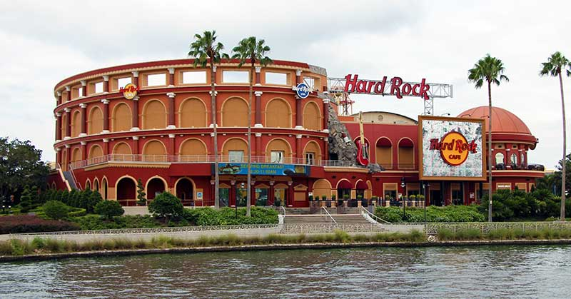 Universal Orlando Military Discount Hard Rock Cafe