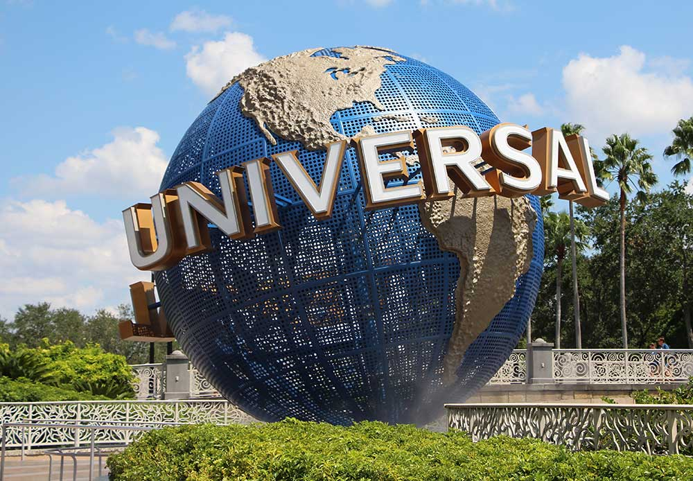 Universal Theme Parks to Close