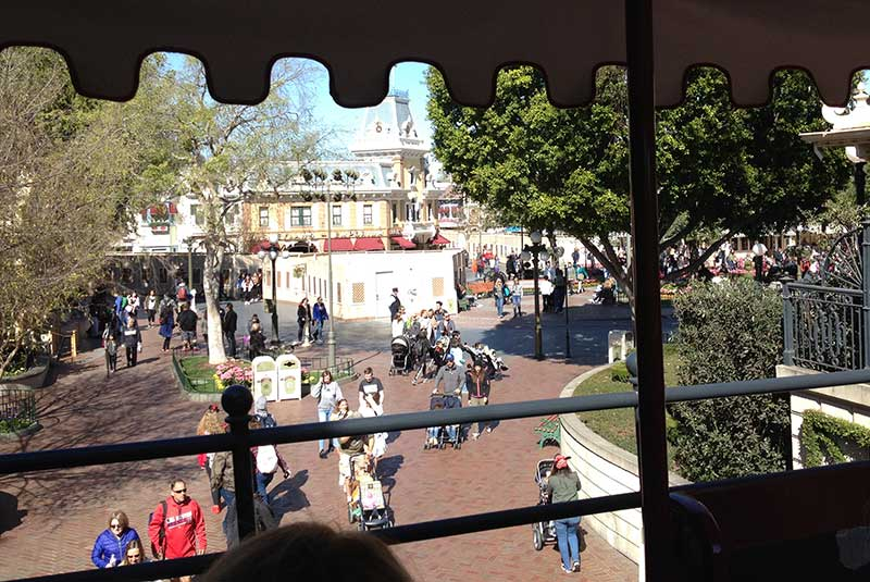Main Street USA Construction