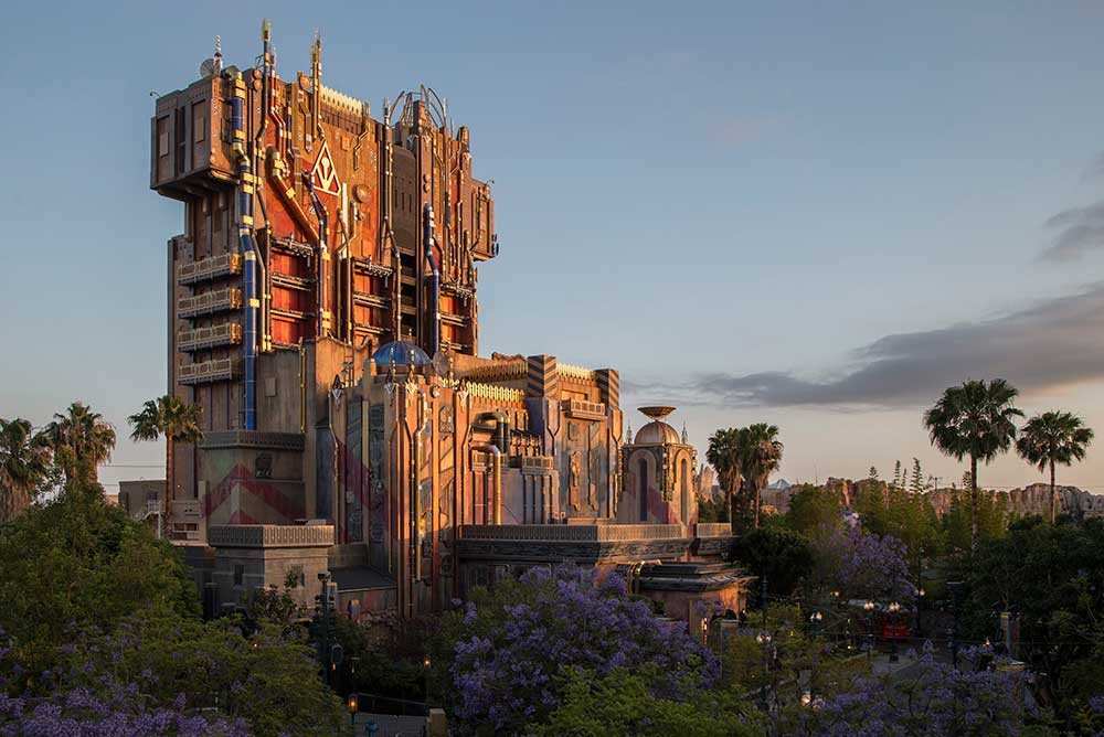 (C) DIsney - Guardians of the Galaxy - Mission: BREAKOUT!