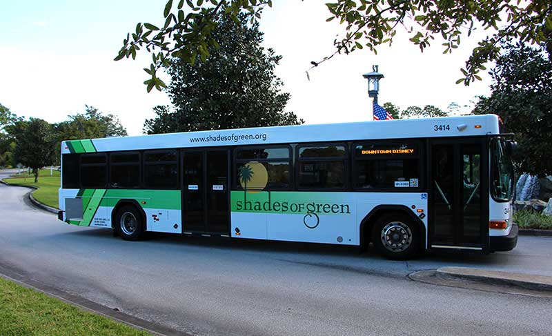 Shades of Green Review - Transportation