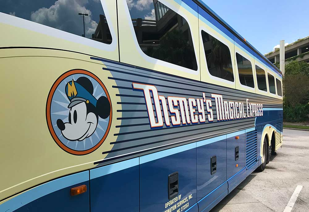 Disneys Magical Express a Better Idea than driving?