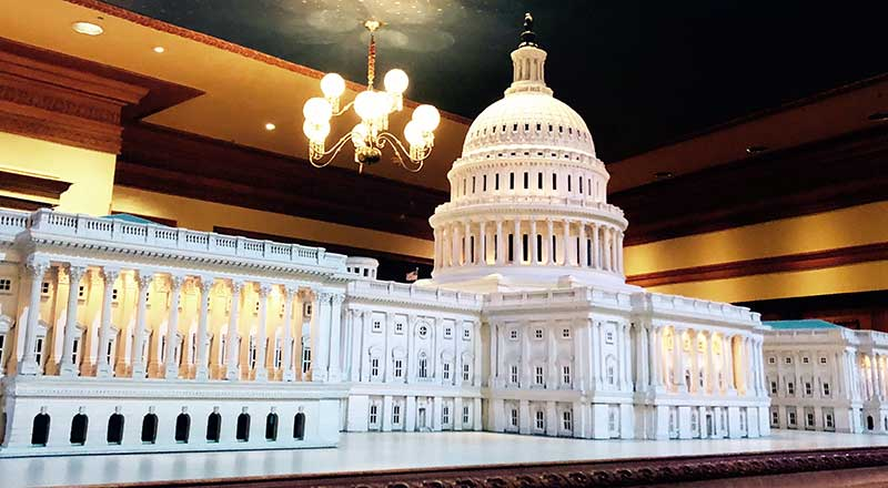 Disneyland US Capital Model