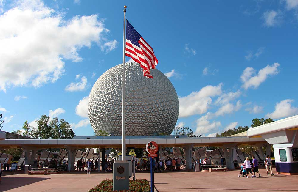 Disney Park Hopping - Epcot