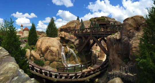 Military Disney Tips Turns 10yrs Old Mine Train