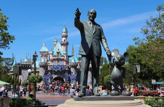 Military Disney Tips Turns 10yrs Old Walt and Mickey