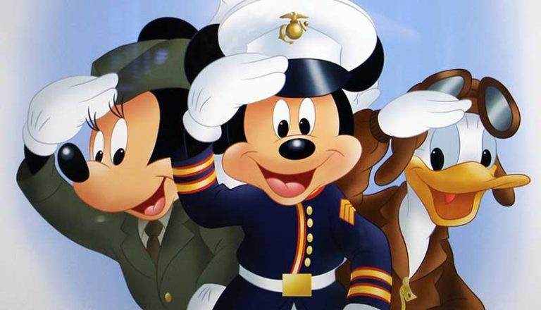 2022 Disney Armed Forces Salute Timeline