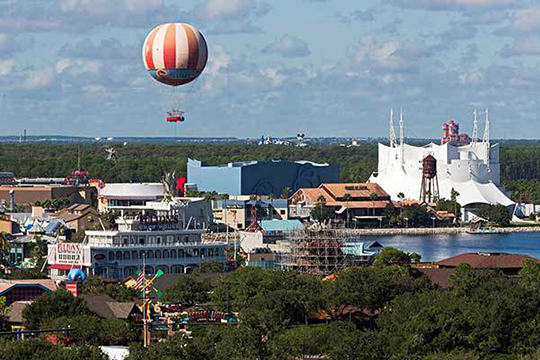 Disney Springs Hotels Military Discounts