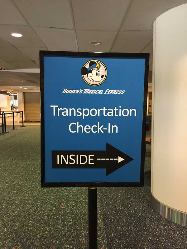 MDT Guide to Orlando International Airport Disney's Magical Express