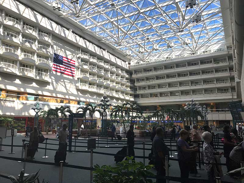 MDT Guide to Orlando International Airport