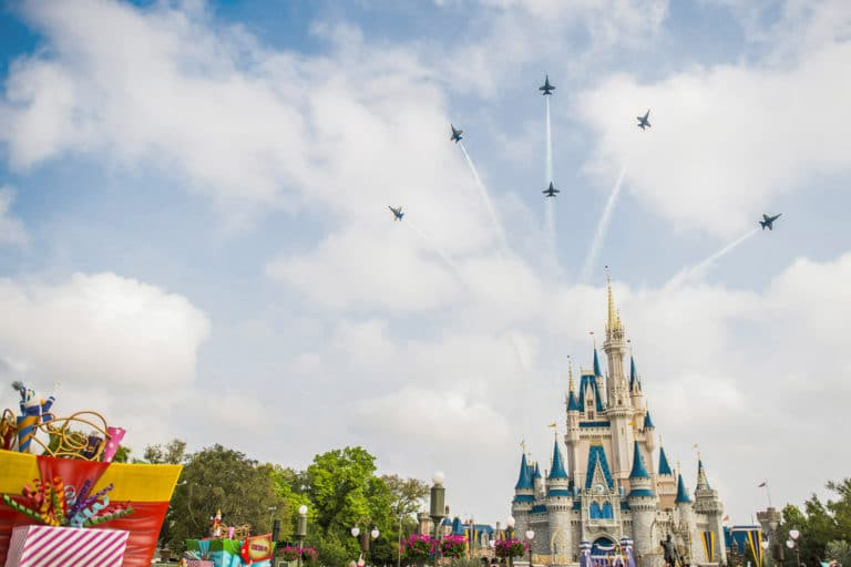 Disney Discounts and the John McCain Defense Authorization Act
