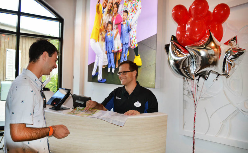 Disney Ticket Center at Disney Springs (C)Disney
