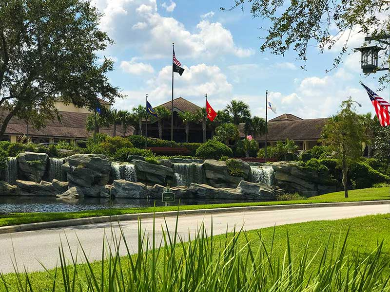 Non-Retired Veterans are eligible to stay at Shades of Green Resort on Disney Property