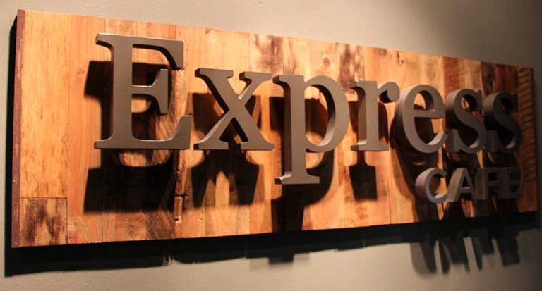 Shades of Green Resort Express Cafe Review