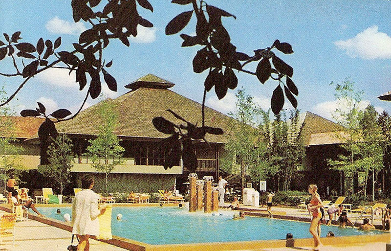 The History of the Shades of Green Resort at Walt Disney World