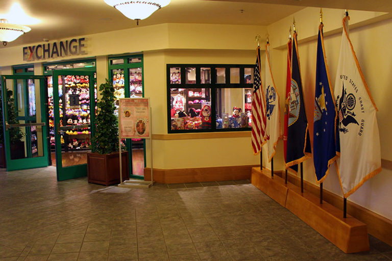 Shades of Green AAFES General Store