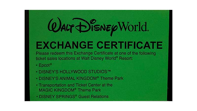 How to Activate Your Disney Armed Forces Salute Theme Park Tickets