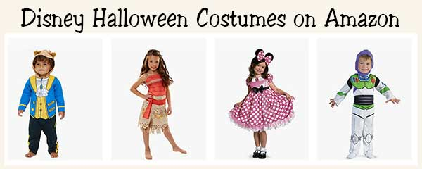 Disney Halloween Costumes for Kids
