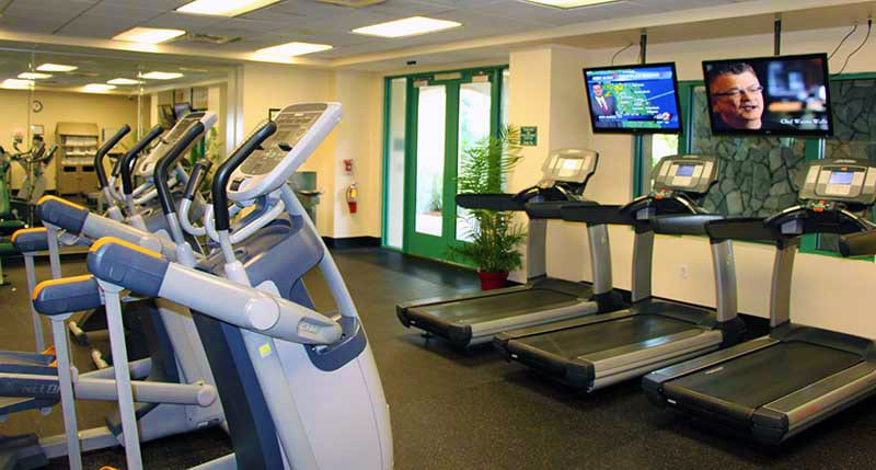 Shades of Green Fitness Center