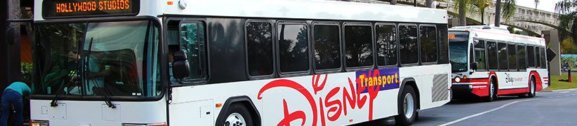 DISNEY TRANSPORTATION INFORMATION