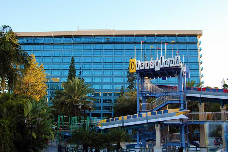 Disneyland Resort Hotel Guest Benefits