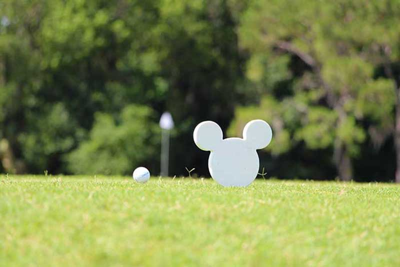 Military Discounted Rates on Walt Disney World Golf
