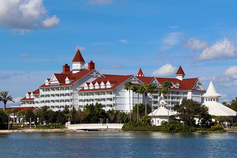 Walt Disney World and Disneyland Resort Categories and Room Types