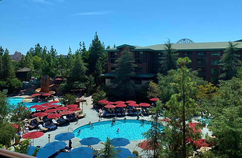 Disneyland's Grand Californian Hotel & Spa