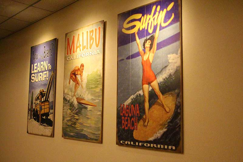 Disneyland's Paradise Pier Hotel Posters