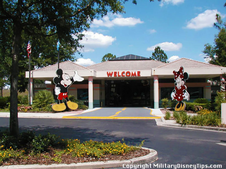 RIP Disney World AAA Welcome Center