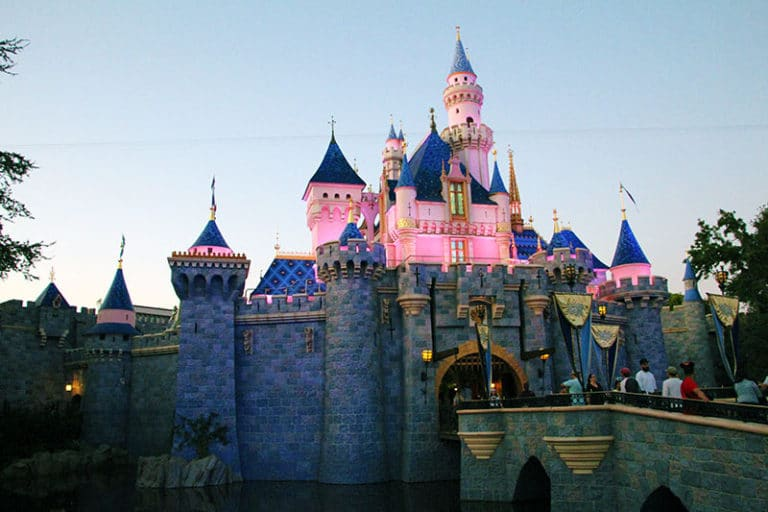 Disneyland 2021 and 2022 Disney Armed Forces Salute Ticket Offer