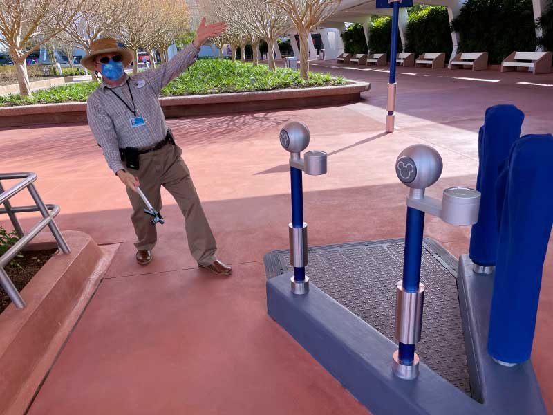 Park Hopping Time at Epcot Has Arrived