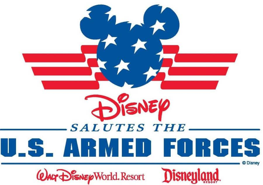 Military Discounts for Walt Disney World, Disneyland, and Other Attractions
