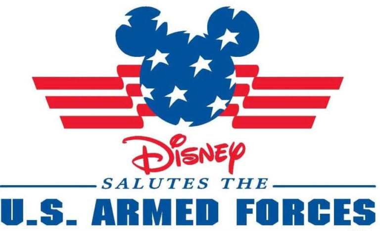Disney Armed Forces Salute Ticket Sales Have Resumed