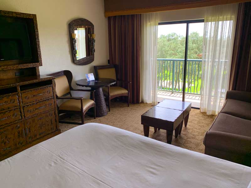 2021 Disney Armed Forces Salute Room Package vs Room Only Reservation