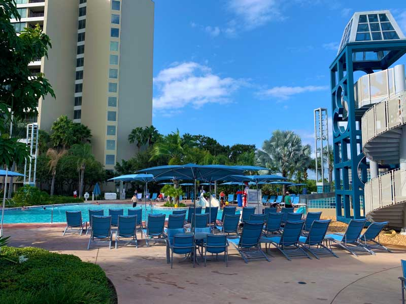 Check out Walt Disney World's Contemporary Resort. Eligible for up to 40% off using the Disney Armed Forces Salute Room Discount.