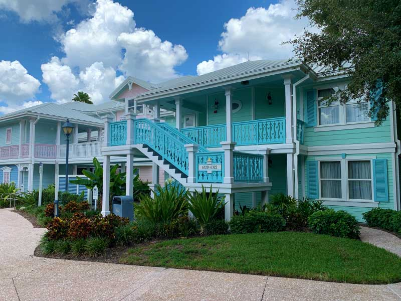 Walt Disney World Disney Vacation Club Resorts