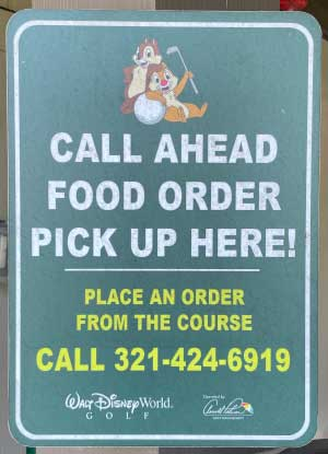 Chip n' Dale's Deli - A Convenient to Shades of Green's Magnolia Pool